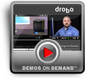 Play Drobo Storage for Business Demo