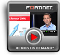 Play Fortinet UTM Demo