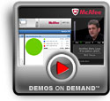 Play McAfee Data Loss Prevention Demo