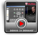 Play McAfee Enterprise Mobility Management Demo