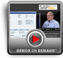 Play SAP Business One Solution Service Management