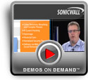 Play SonicWALL Enforced Client Anti-Virus and Spyware Demo