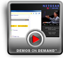 Play NETGEAR ProSecure STM Series Demo